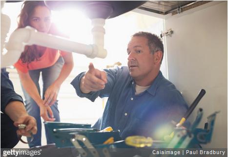 Avant d'acheter une maison ou bien un appartement, faites toujours vérifier la plomberie avant de signer !