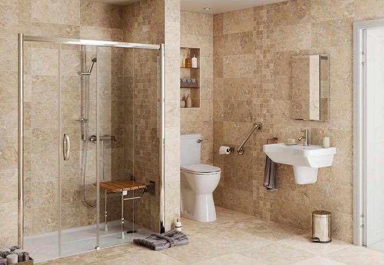 Comment installer une douche italienne pour PMR?